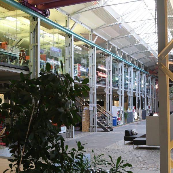 TrafoHub Wichmannhallen
